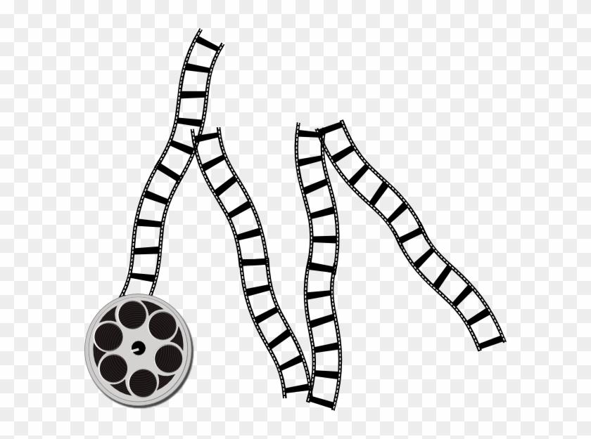 Film Reel Clip Art #9018