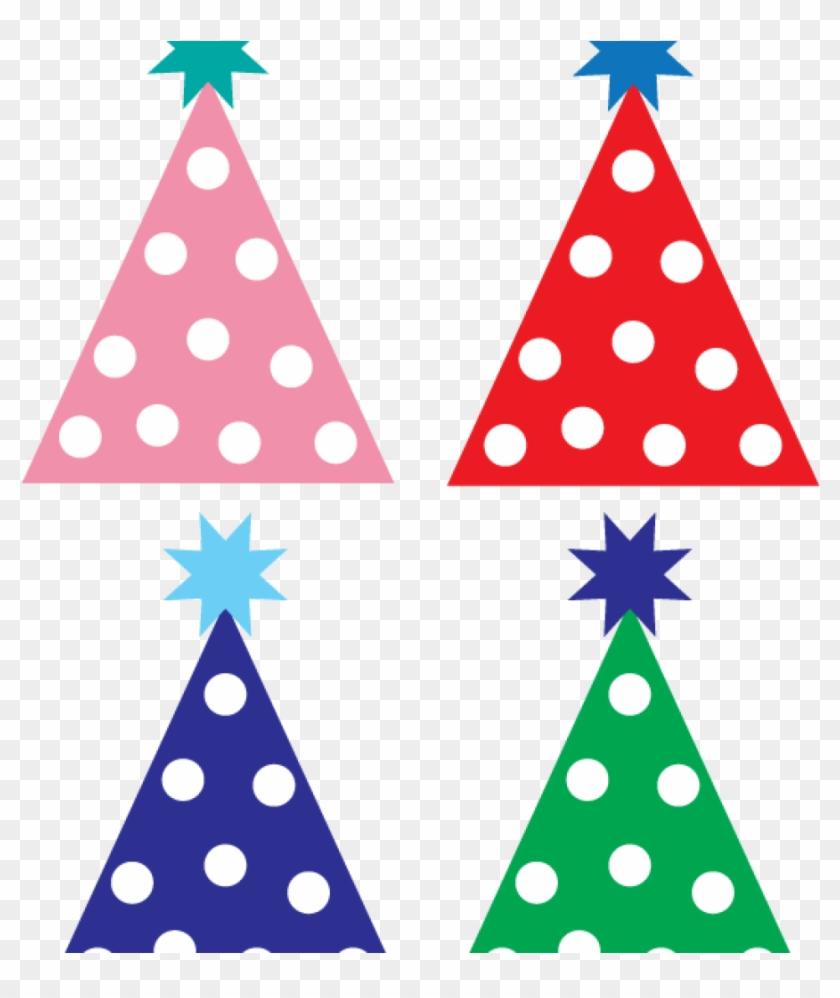 Party Hat Clip Art Free Party Hat Clipart Designs Pinterest - Party Hats Clipart #9031