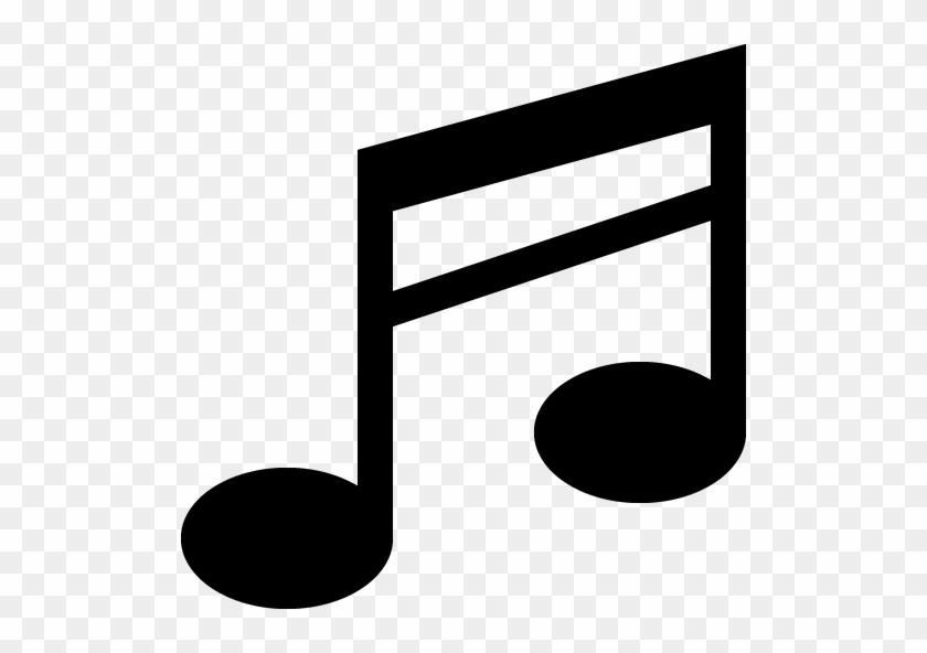 Music Note 7 Icon - Symbol Music #9039