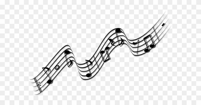 Music Notes Musical Clip Art Free Music Note Clipart - Note By Note: Songs To Sightread #9052