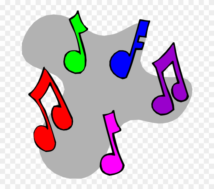 Musical Note Free Content Clip Art - Music Notes Clip Art #9075