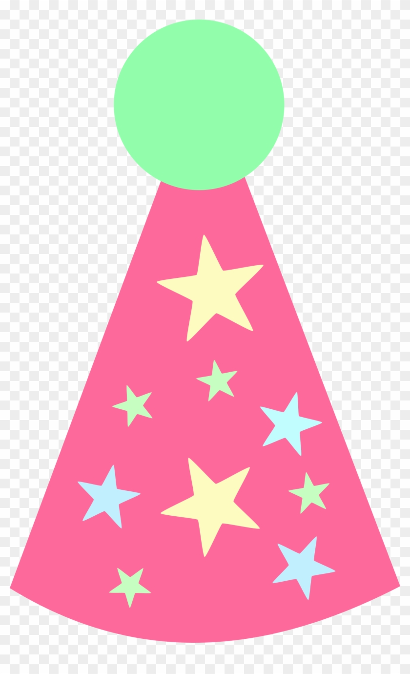 Party Hat Clip Art Savoronmorehead - Birthday Party Hat Cartoon #9099