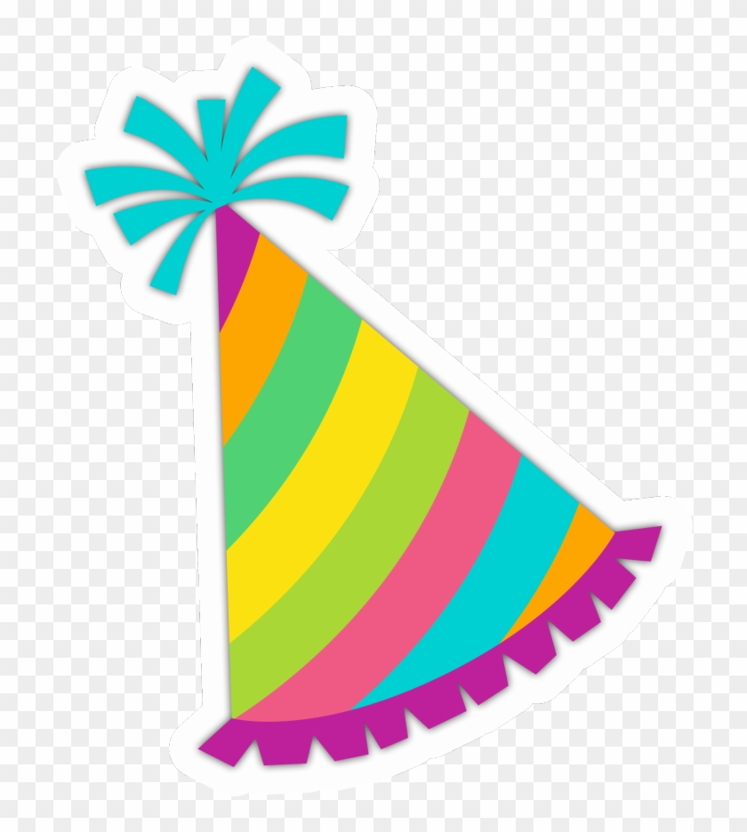 Party Hat Free Download Clip Art Free Clip Art On - Party Hat Png Clipart #9106