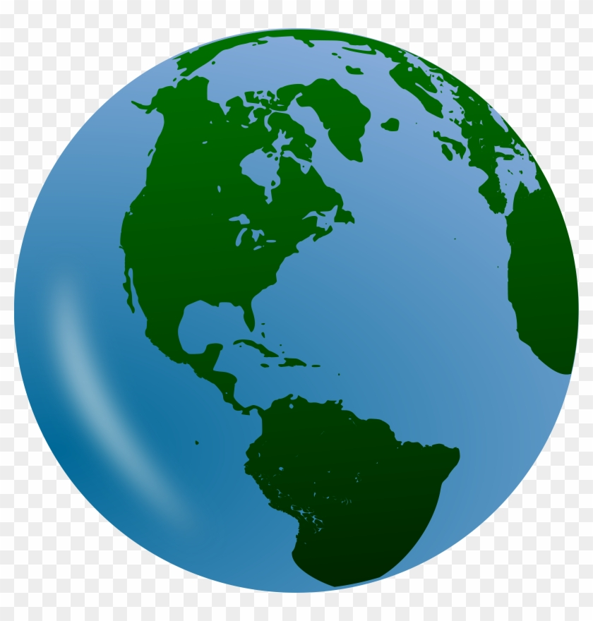 Clip Art World, Clip Art World Cup, Clip Art World - No Background Earth #9119