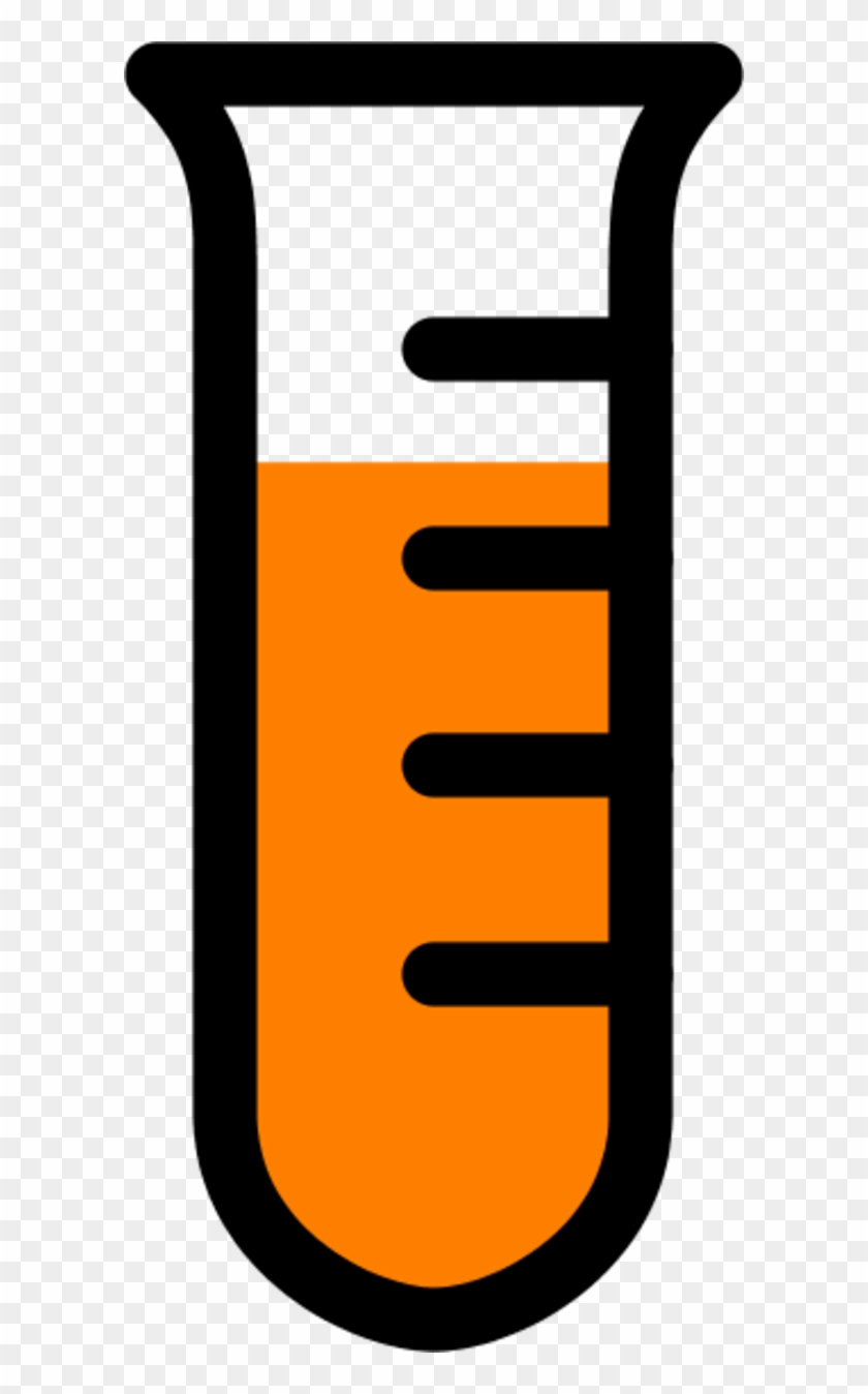 Test Tube Rack Laboratory Clip Art - Test Tube Clipart #9146