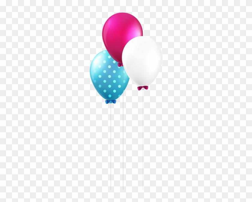 Balloons Png Clip Art Image - Teth #9158