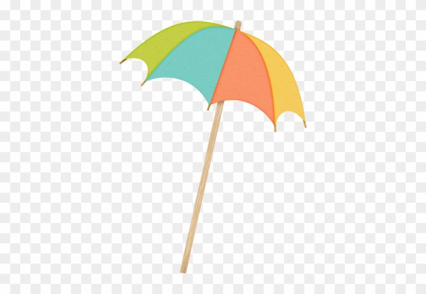 Ljs Bnf Beach Umbrella - Beach Umbrella Clipart Png #9162