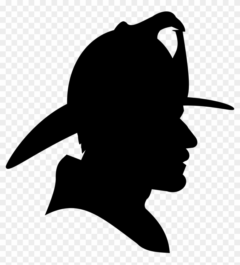 Firefighter Silhouette Cliparts - Put Out Pillow Case #9169