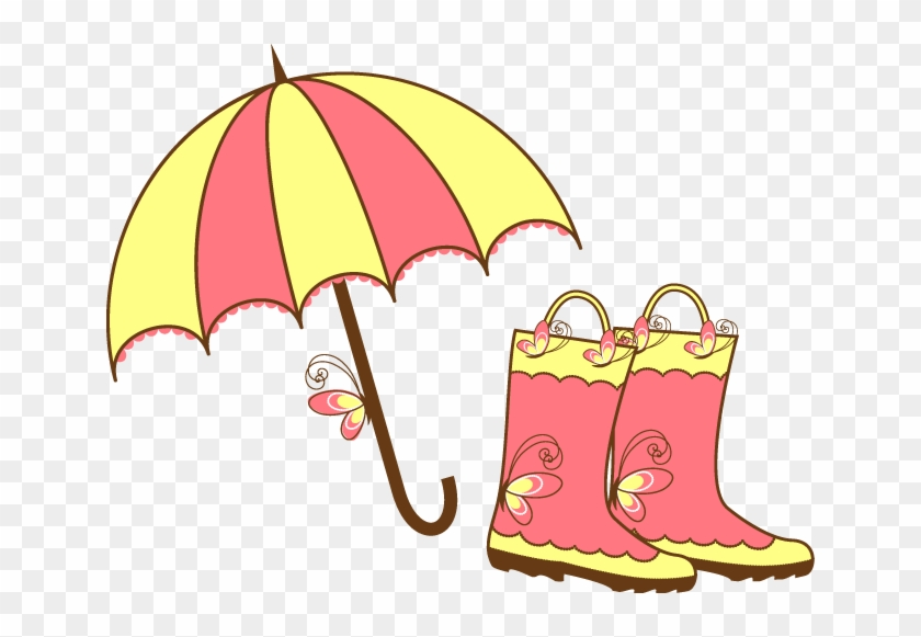 Hmmm Anyone Else - April Showers Clipart #9172
