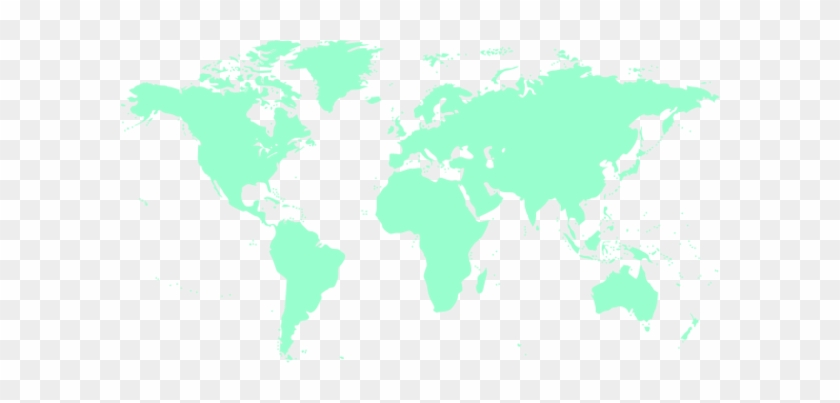 World Map Clip Art - World Map Hd Transparent #9181