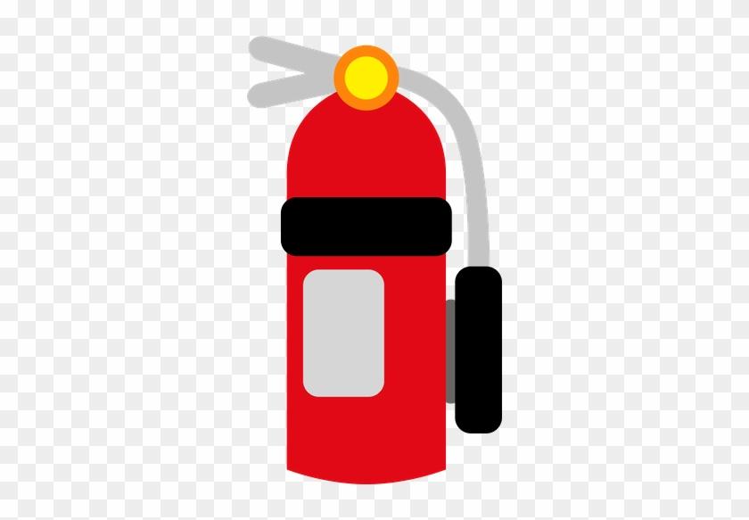 Bombeiros E Polícia - Carro De Bombeiros Desenho Png #9188