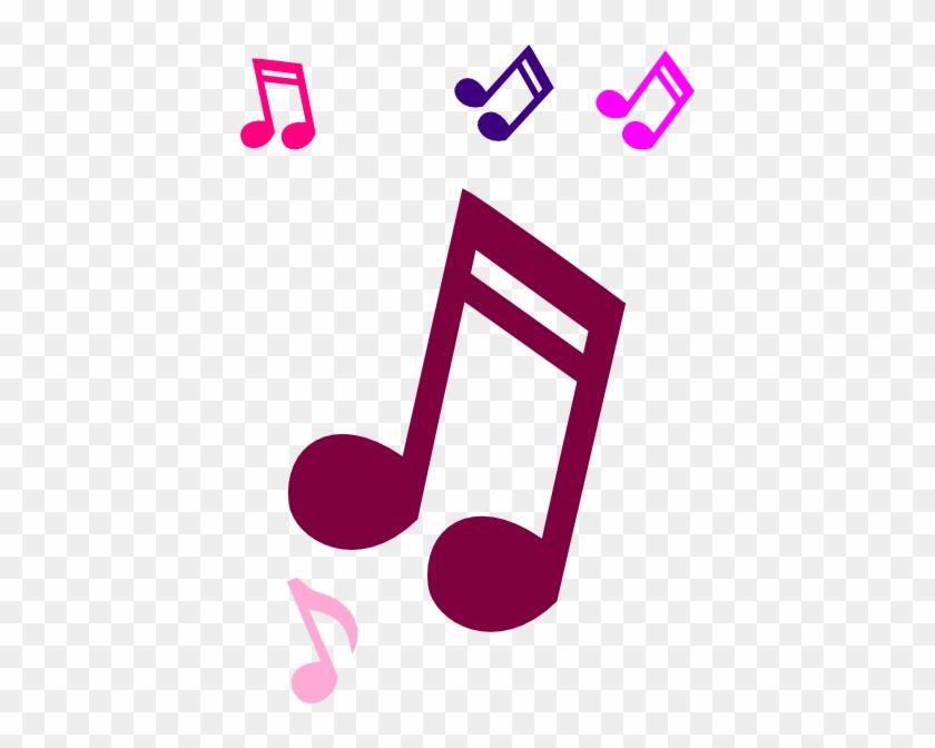 Music Note Clip Art #9221