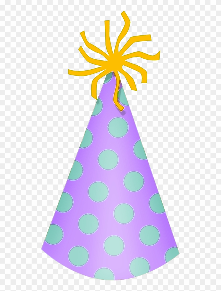 Birthday Cake Party Hat Clip Art - Birthday Cake Party Hat Clip Art #9307