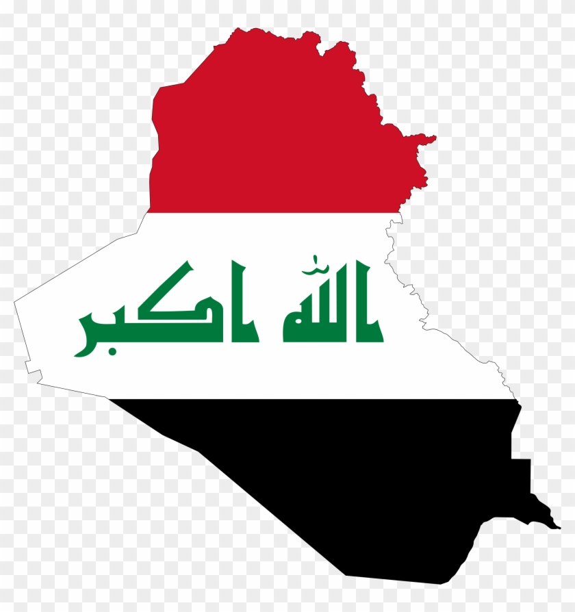 Big Image - Iraq Flag #9224