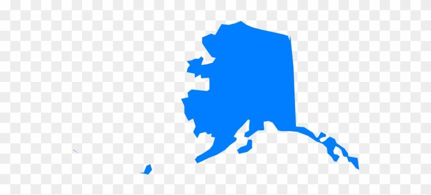 "Alaskan Clipart Alaska - Crafter's Workshop Template 6""x6"" - U.s. Map #9227"