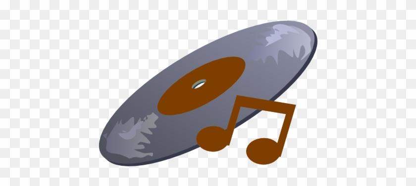Music Album Clip Art #9274