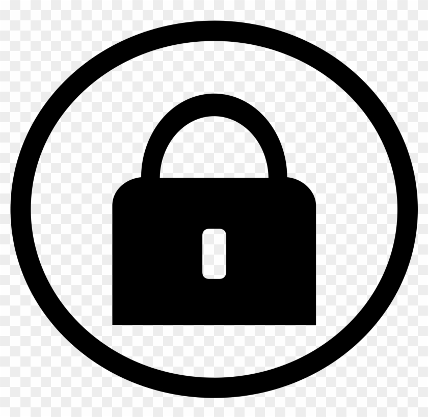 Clipart - Lock Clipart #9295