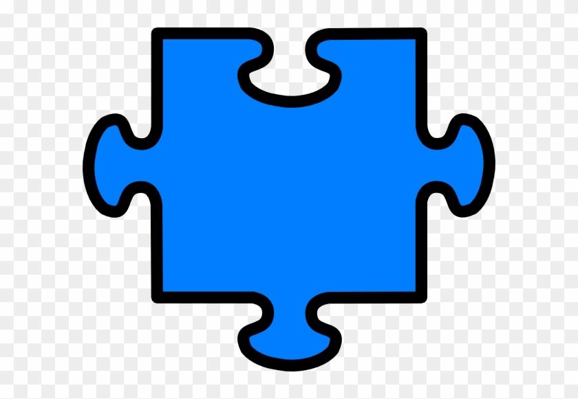 Excellent Autism Puzzle Piece Clip Art 76 For Science - Puzzle Piece Clip Art #9304
