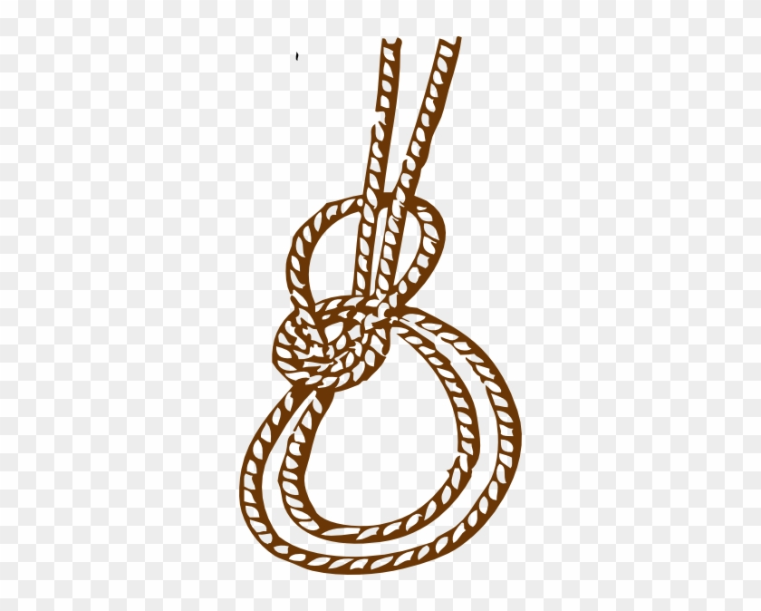 Rope Clipart - Cowboy Rope Clipart #9312