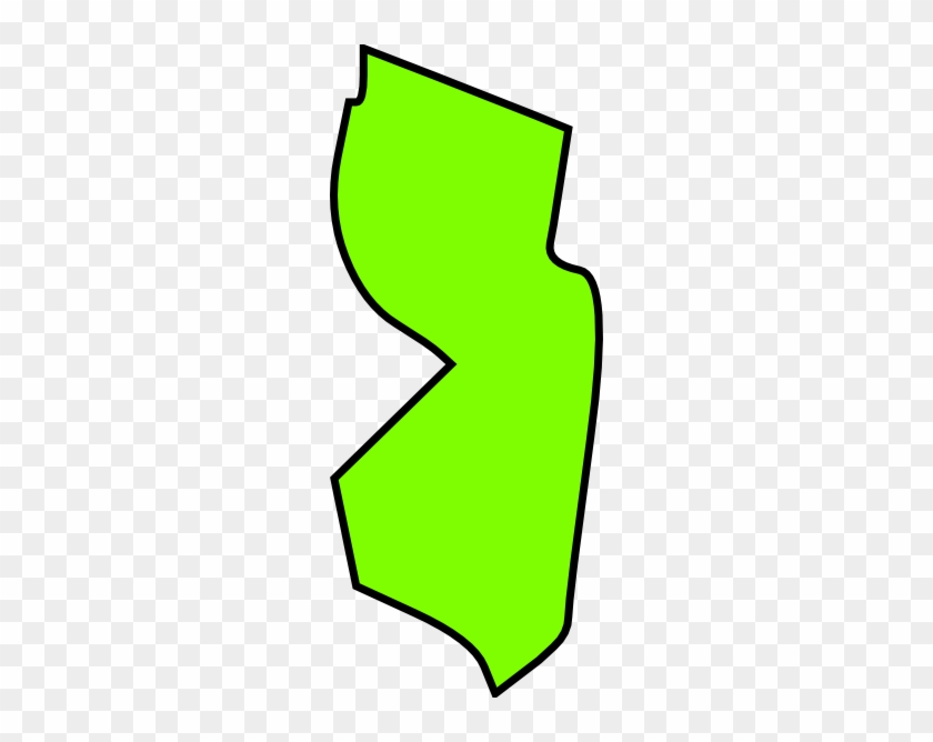New Jersey Clipart - New Jersey Clipart #9311