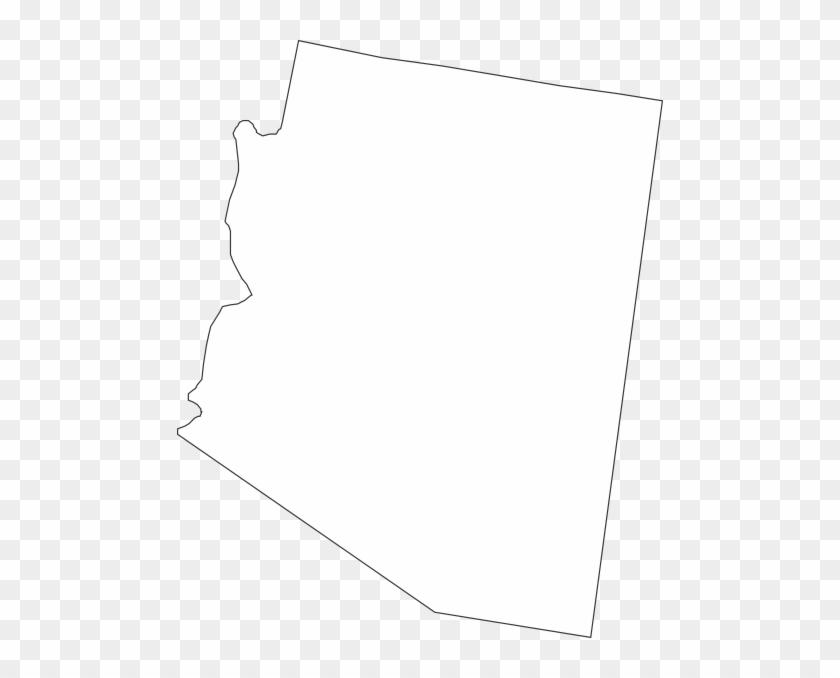 State Of Arizona Vector #9328