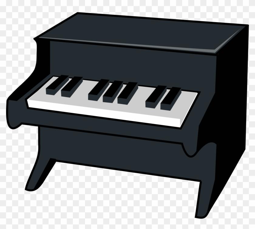 Piano Clip Art - Piano Clip Art #9362