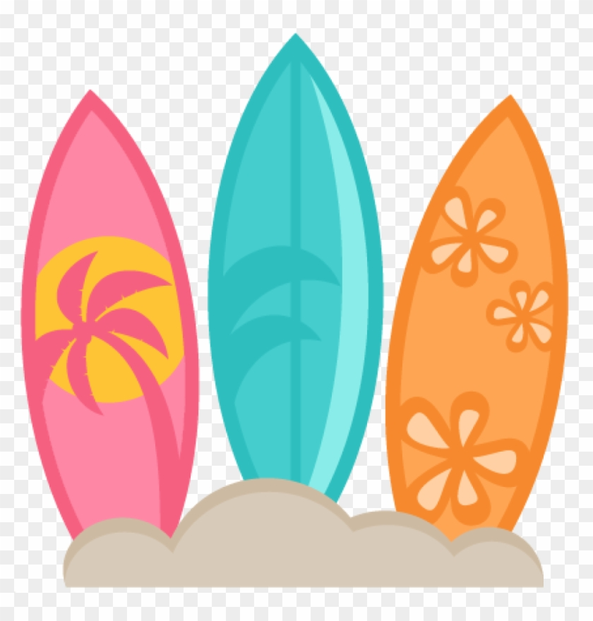 Surf Board Clip Art Free Surfboard Clipart Pictures - Surfboard Clipart #9388