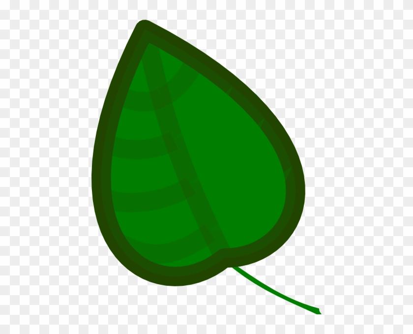 Vine Clipart - Free Cartoon Leaf #9413