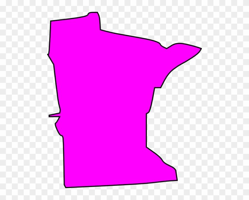 Minnesota Clip Art At Clker - Minnesota Clipart #9429