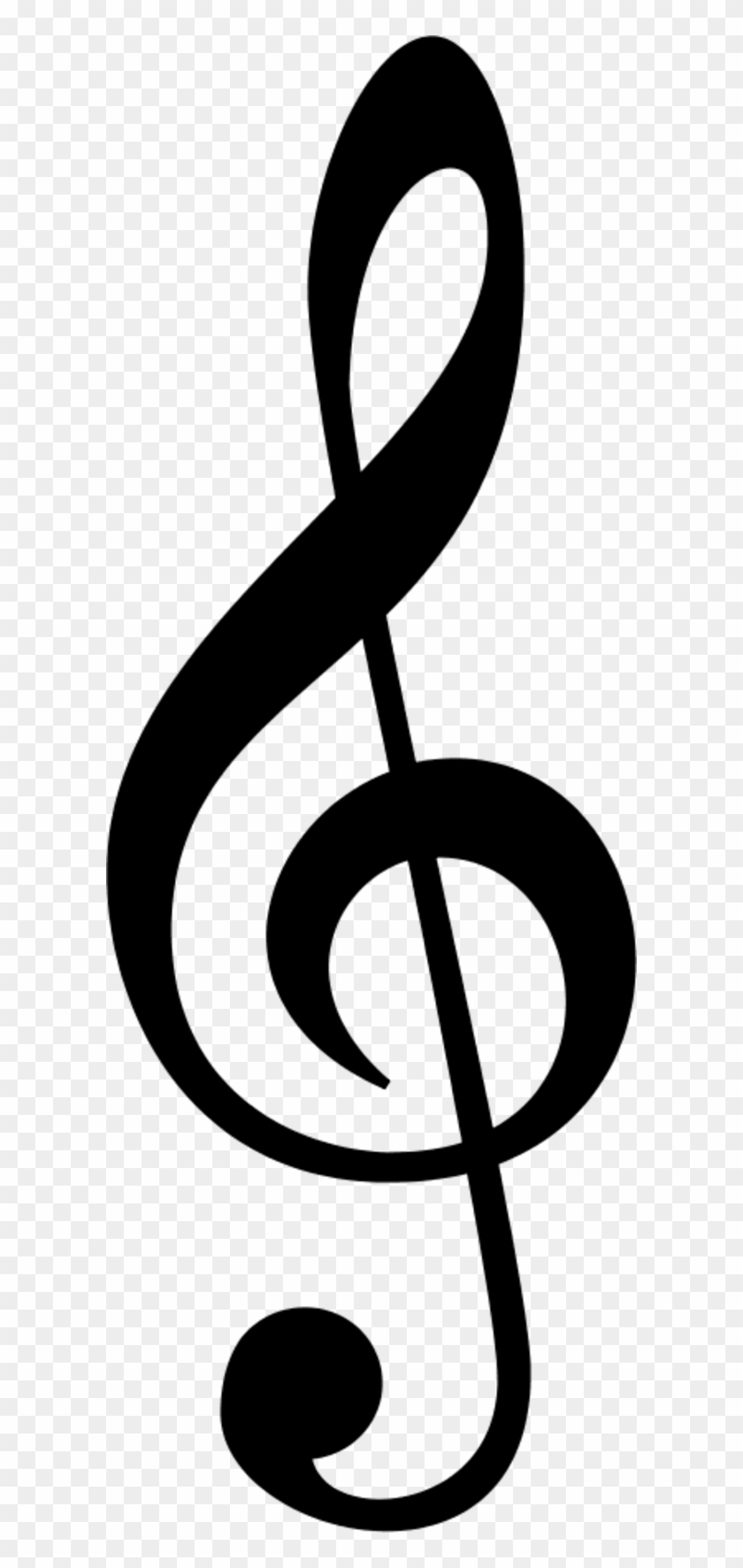 Free Music Note Clipart - Imagen De Una Nota Musical #9454