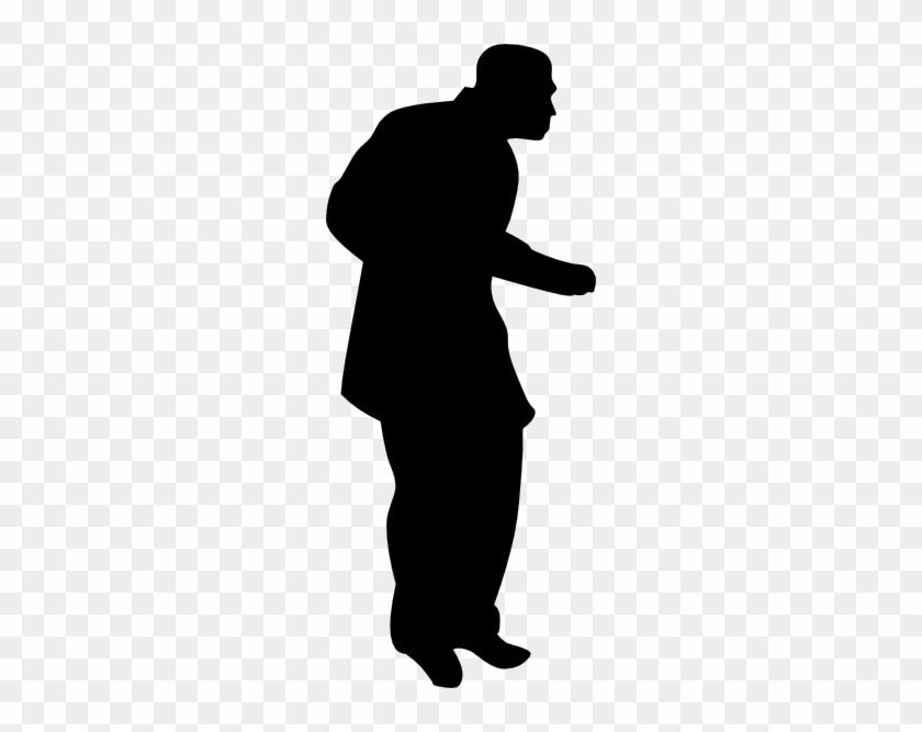 Image For Dancing Guys Silhoutte Music Clip Art - Dancing Guy Png Gif #9461