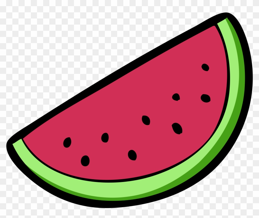 Watermelon Clip Art - Watermelon Clipart #9470