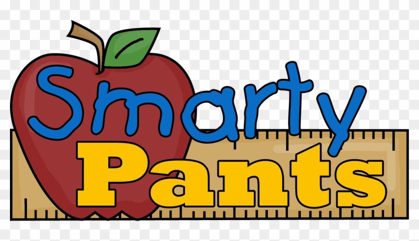 Free Smarty Pants Clip Art - Smartie Pants Clip Art #9496