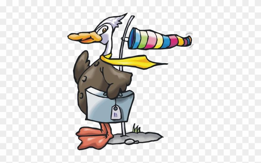 Bird Migration Games - Goose #9499