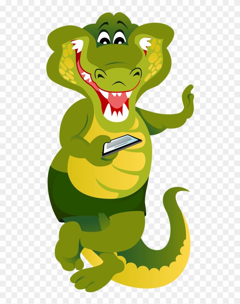 Safari & Zoo - Crocodile #9502