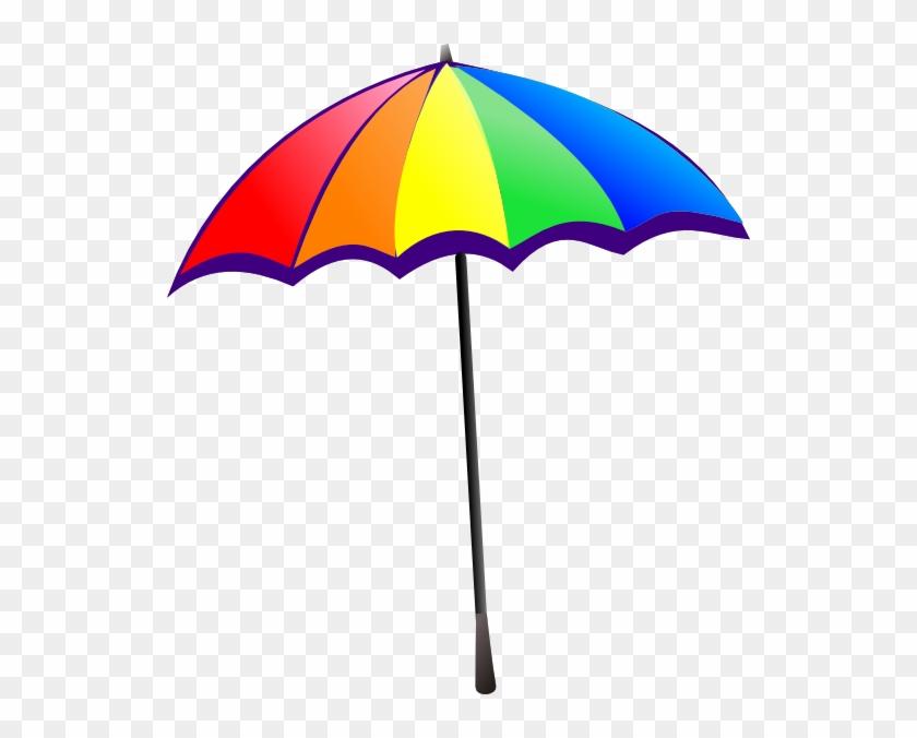 Umbrella Clip Art Free Clipart Images - Sun Umbrella Clip Art #9503