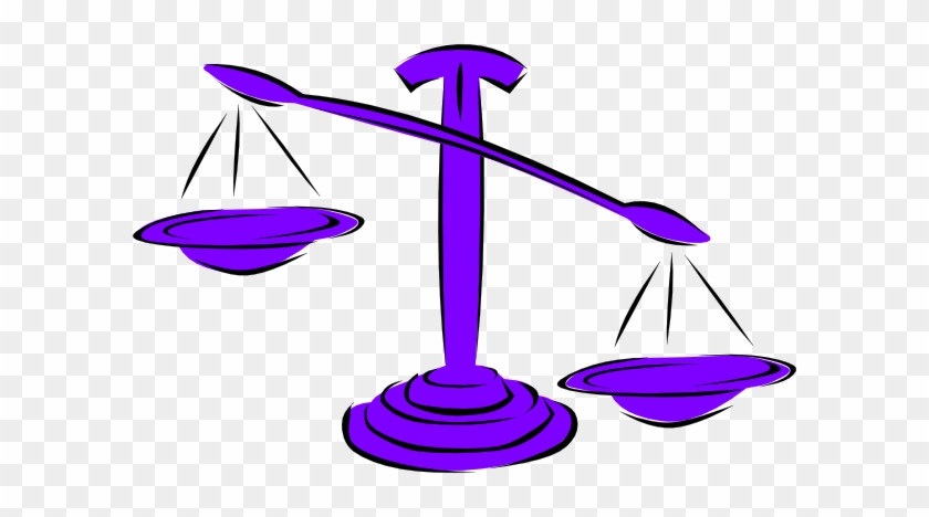 Unbalanced Scale Right - Unbalanced Scales Clipart #9509