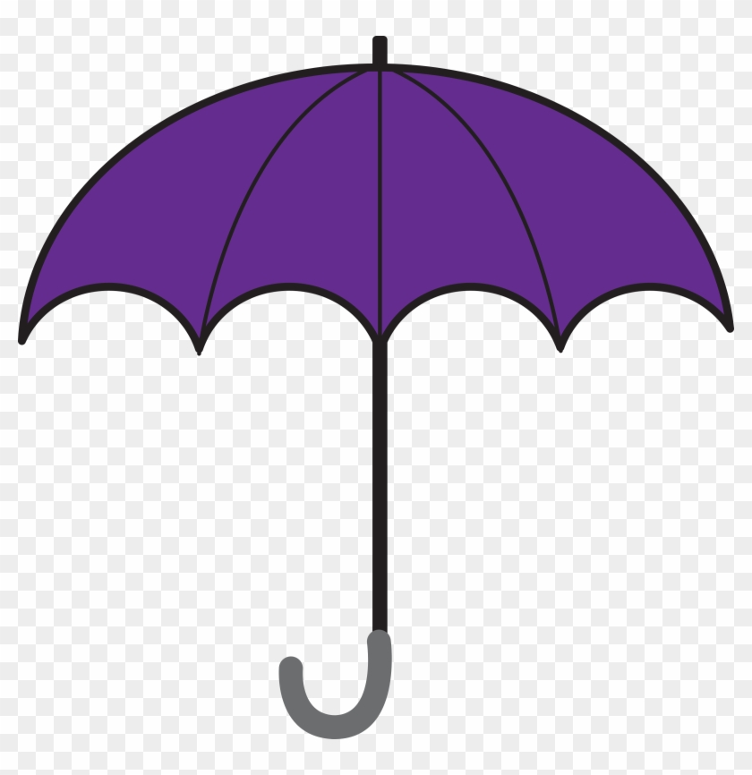 Umbrella Clipart Spotty - Umbrella Clip Art #9512