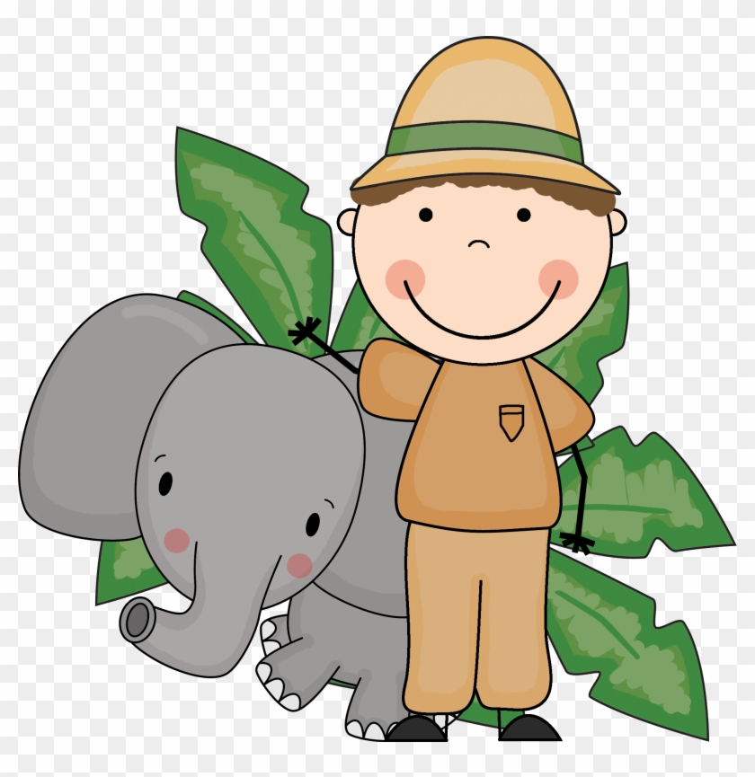 Zoo Keeper Clipart 18 Animal - Zoo Keeper Clipart #9564