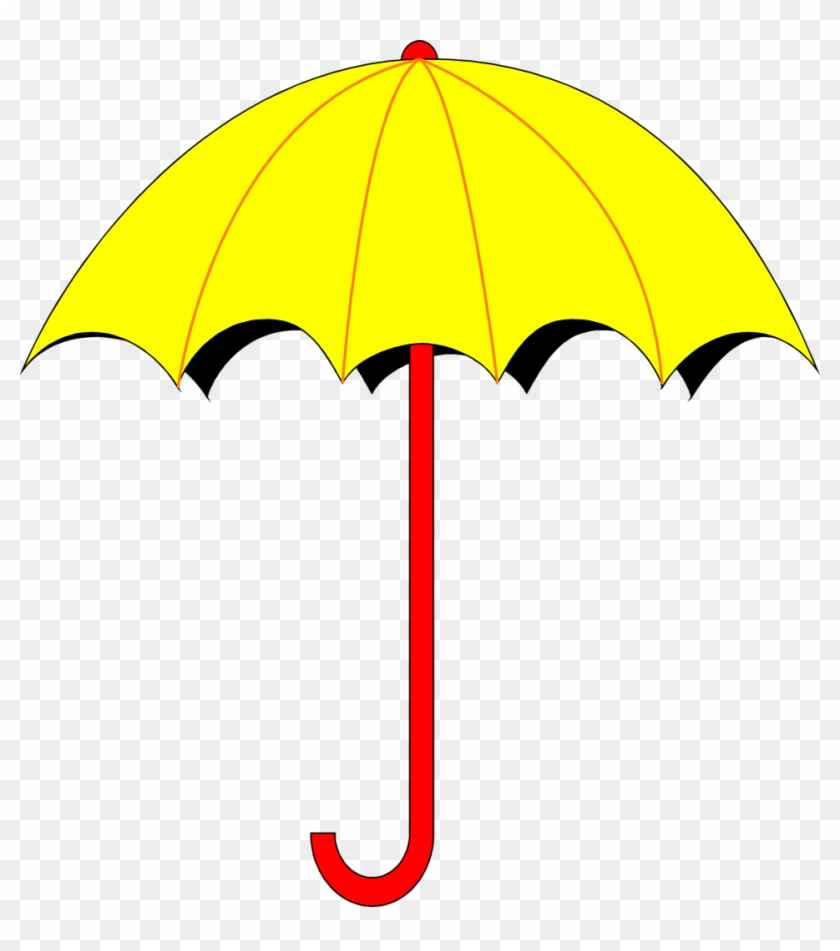 Umbrella Clipart Free To Print Clip Art Of - Transparent Background Clipart Umbrella #9565