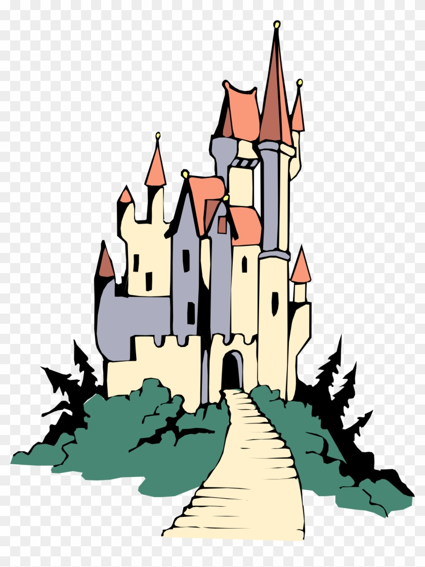 Free Jungle Animal Clip Art - Cartoon Castles #9578