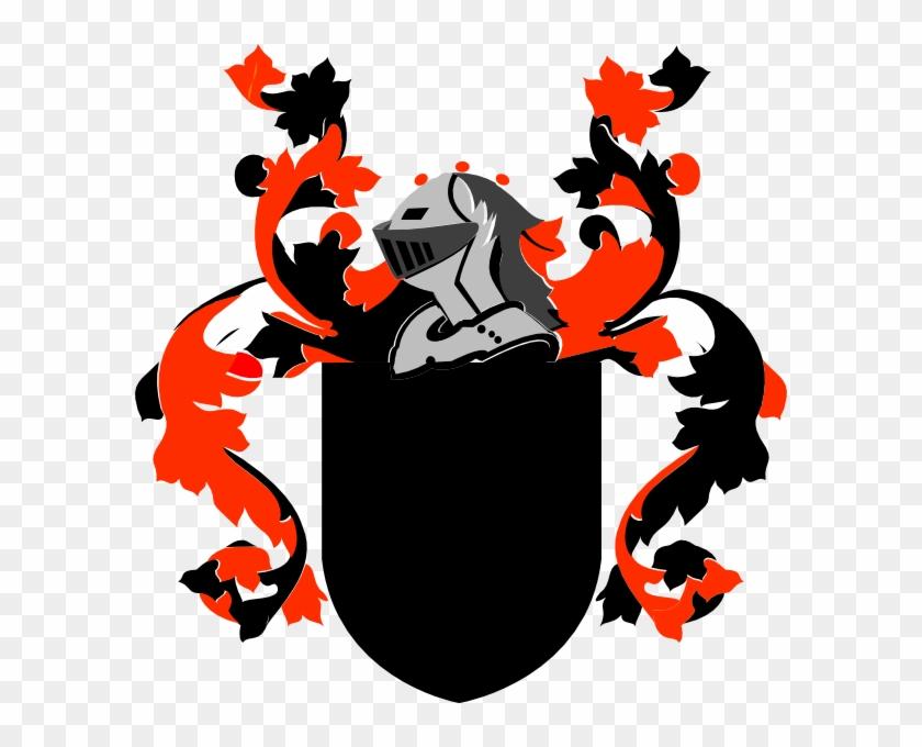 Family Crest Clip Art - Free Family Crest Vector Art #9596