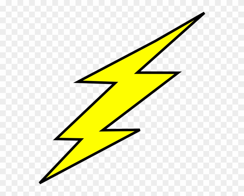 Flash Lightning Bolt Clipart