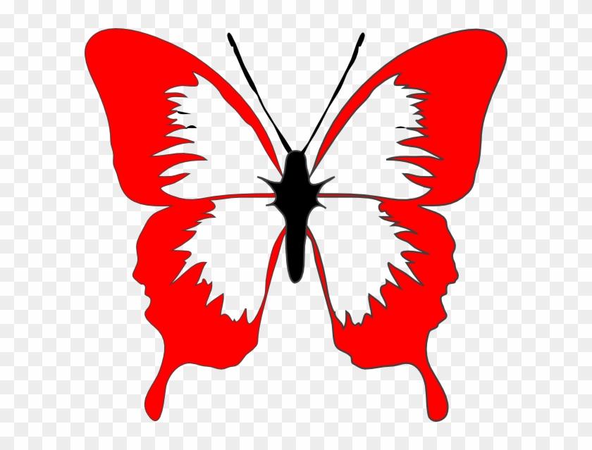 Butterfly Stencil #9662