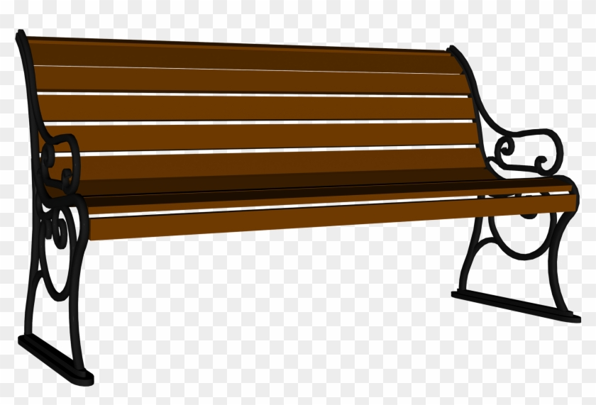 Wooden Bench Png Image - Meme #9706