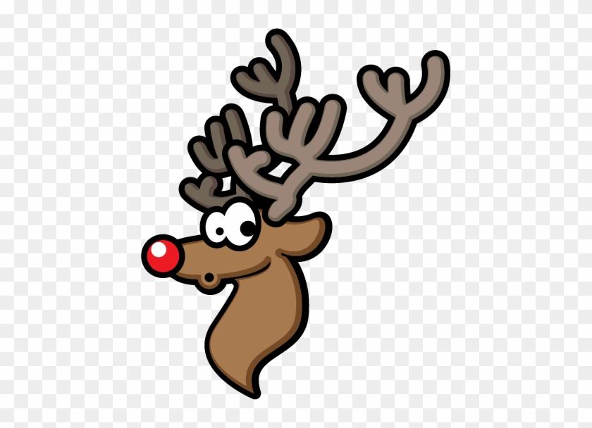 Rudolph Clip Art - Rudolph Images Clip Art #9752