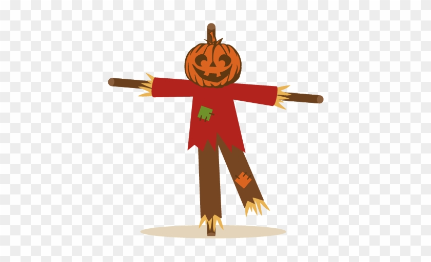 Scarecrow Clipart On Clip Art Clip Art Free And Jungle - Scarecrow Clipart Png #9796