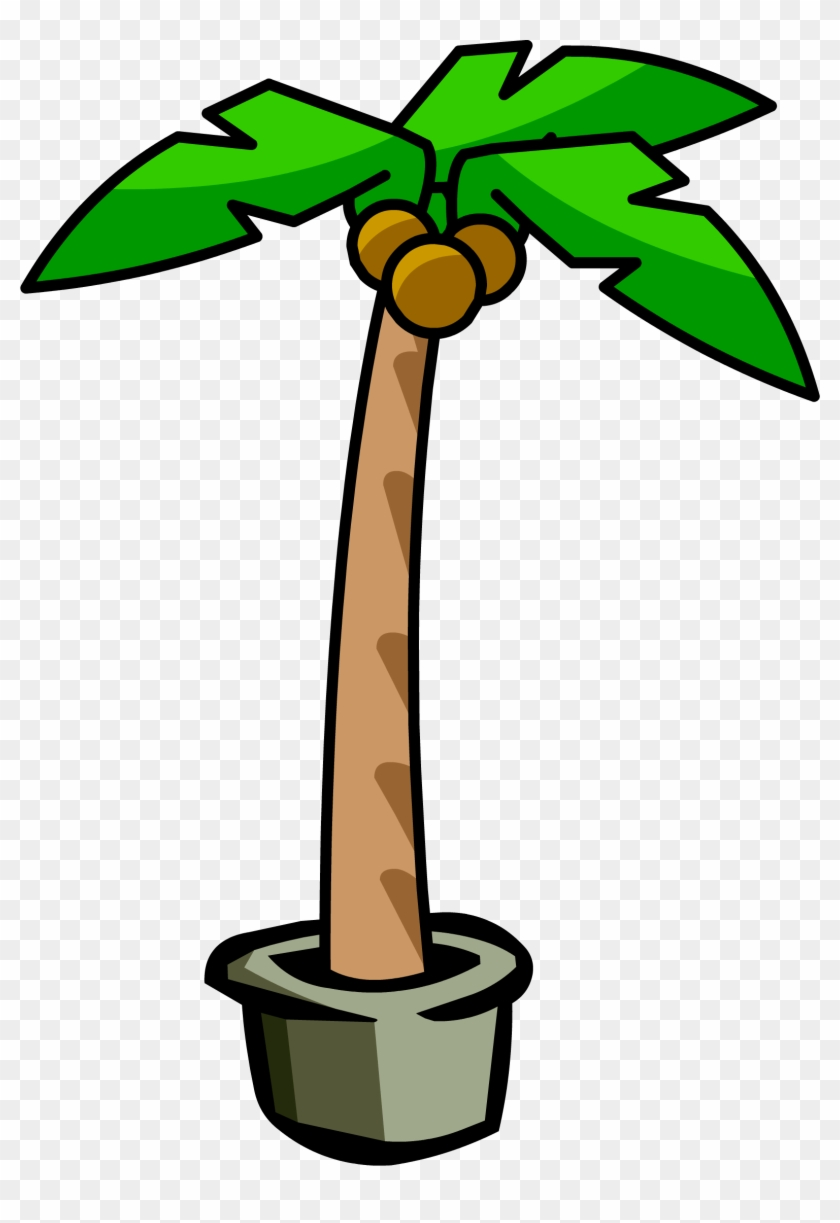 More From My Site - Palm Tree Png #9803