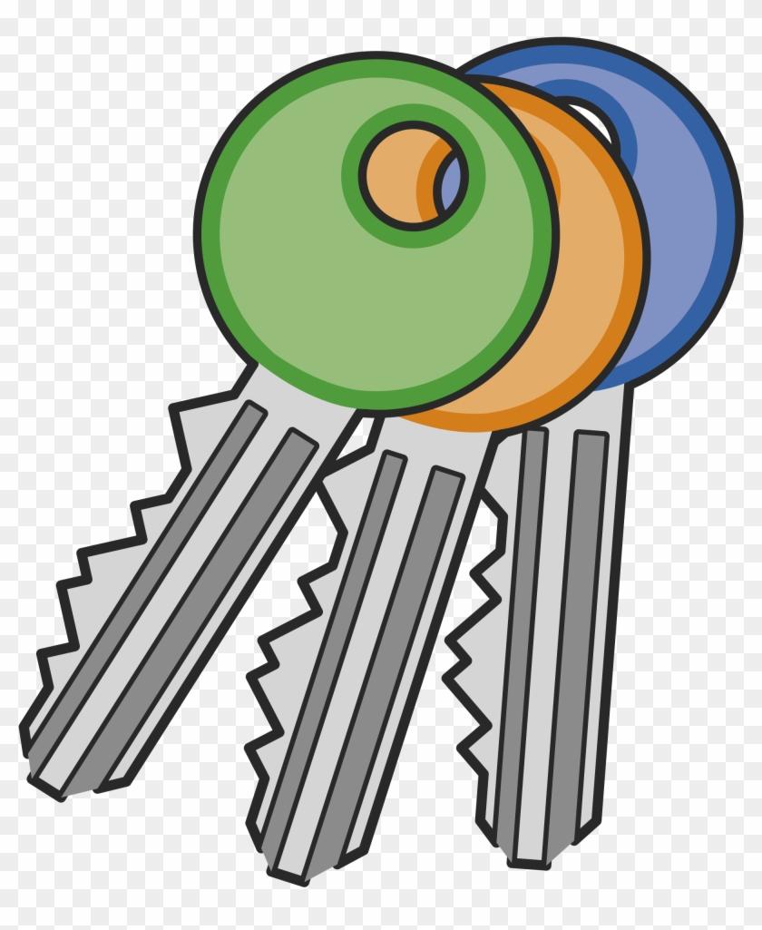 Clipart Of Key Impressive Idea Clip Art Free Panda - Free Clip Art Keys #9825