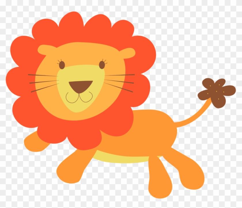 Lion Clip Art - Baby Lion Clipart #9849